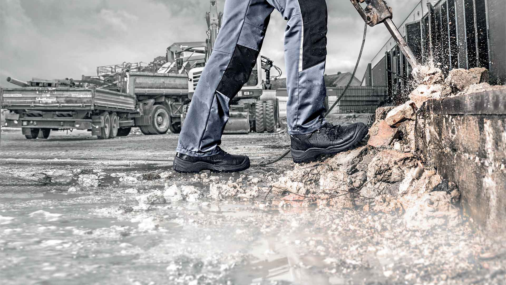 uvex safety footwear technologies