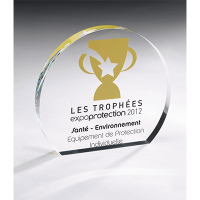 Les Trophées Expo Protection 2012 for uvex i-3