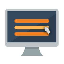 online portal graphic