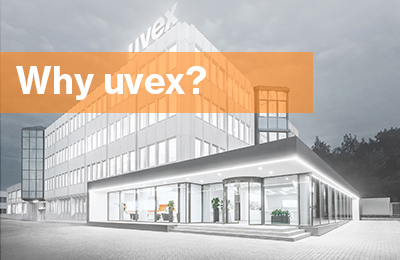 Why work with uvex?