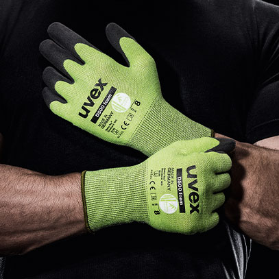 How to care for your uvex safety gloves