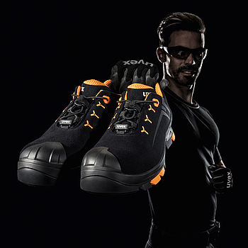 Technologies - Safety footwear