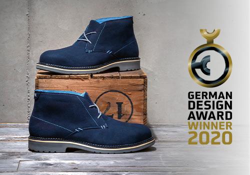 German Design Award 2020 for uvex 1 business range