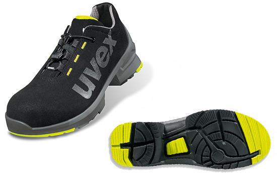 uvex 1 sole detail