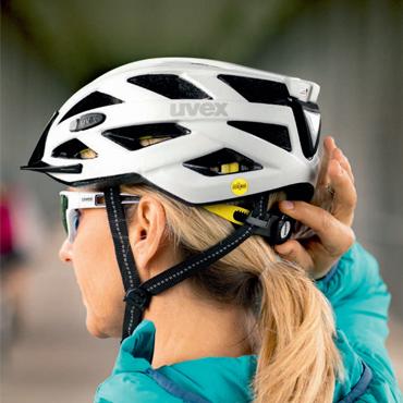 uvex cycle helmets
