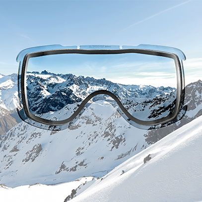 uvex Ski sunglasses