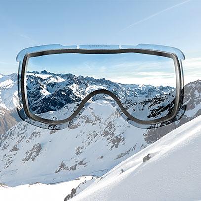 uvex Ski sunglasses