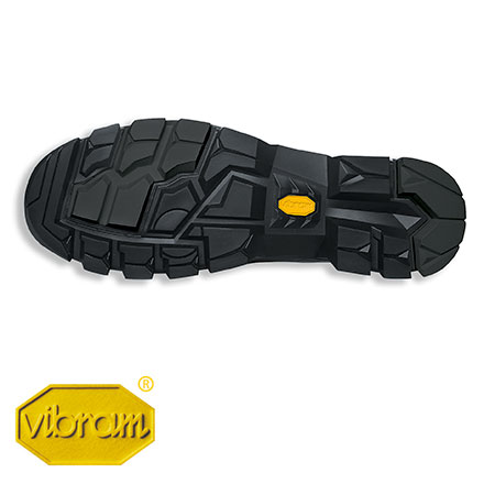 uvex Vibram® rubber sole*