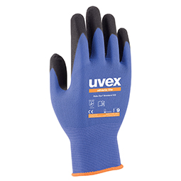 uvex athletic lite assembly glove