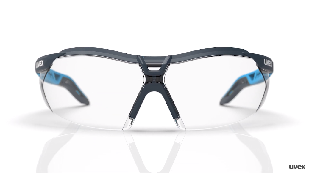 Watch the uvex i-5 safety glasses video