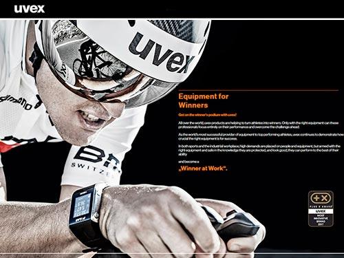 Read the uvex 2 e-magazine