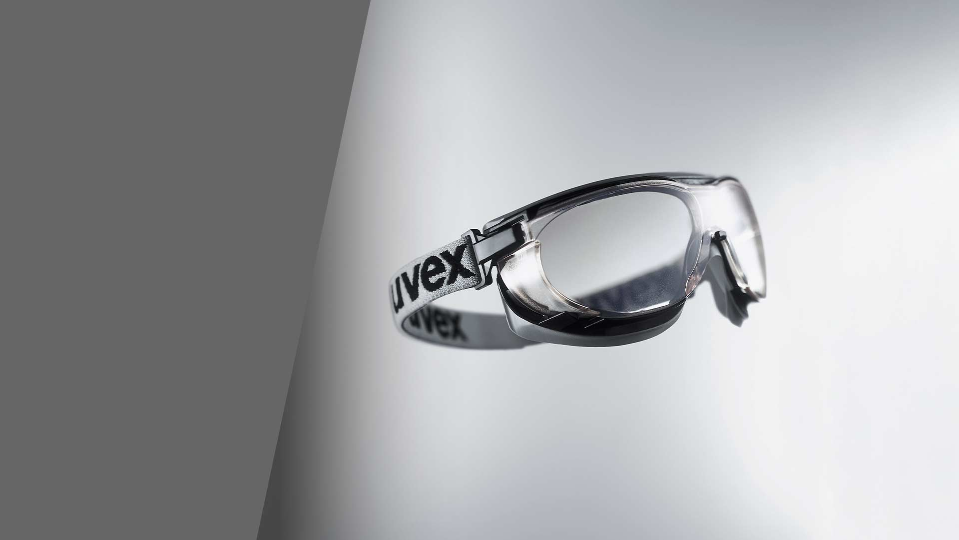 Sealed safety eyewear from uvex