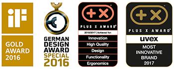 The uvex 2 range is multi award winning
