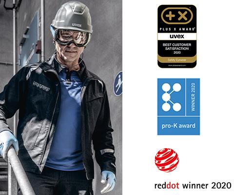 uvex megasonic has won a number of awards