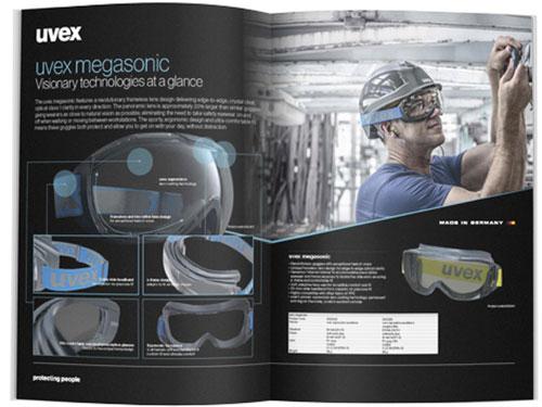 Download the uvex megasonic brochure