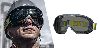 uvex megasonic sunglare lens<