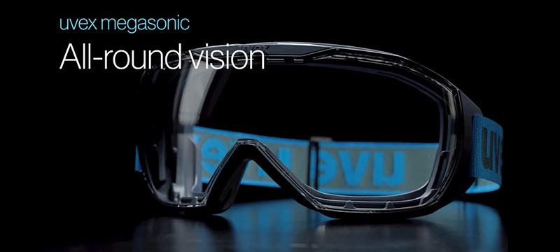 Watch the uvex megasonic video