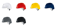 uvex pheos B-S-WR safety helmet colour options