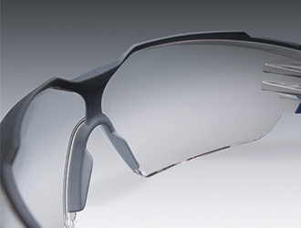 X-tended eye shield