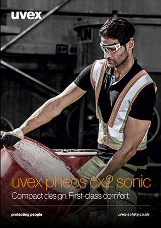 uvex pheos cx2 sonic brochure