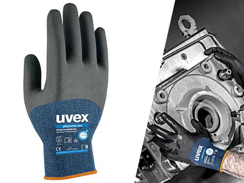 uvex phynomic pro safety glove
