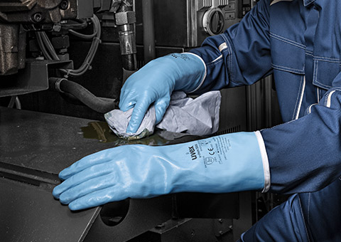 uvex u-chem 3300 chemical protection glove
