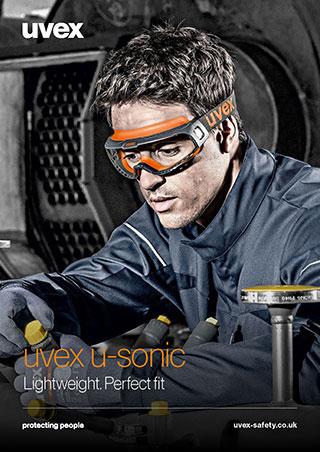 uvex u-sonic brochure