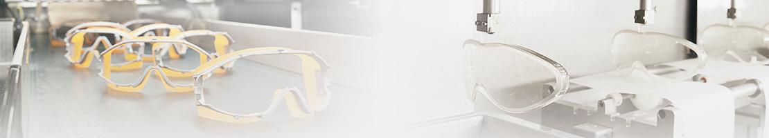 uvex ultrasonic lens production