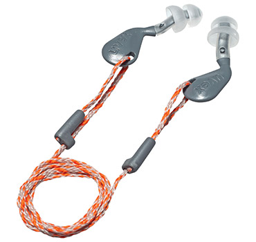 uvex xact-fit multi re-usable earplugs