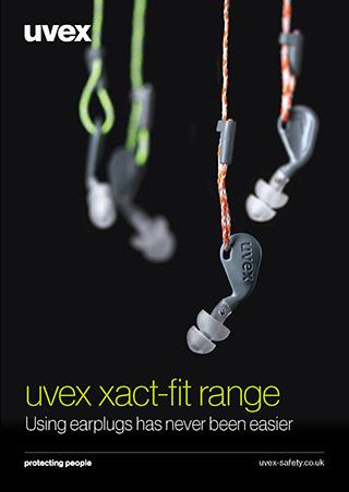 uvex xact-fit brochure
