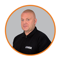 Carl Dwyer National Sales Manager UK & Ireland