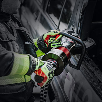 PPE solutions for fire and rescue services