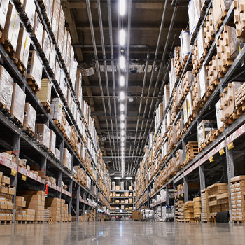 Warehousing PPE solutions
