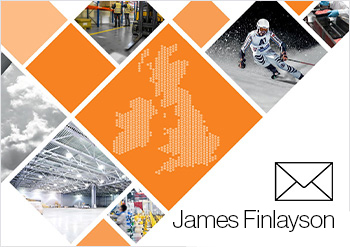 Contact uvex oil and gas specialist James Finlayson
