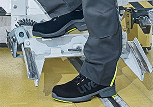 Safety footwear for maximum comfort