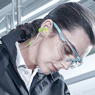 Comfortable hearing protection that works