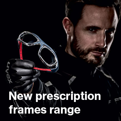 New prescription frames range