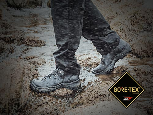 Learn more about  GORE-TEX membrane