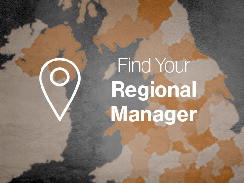 Contact your regional manager