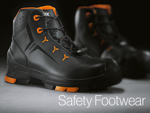 Download our safety footwear brochure