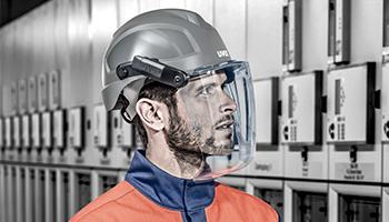 uvex pheos helmet system