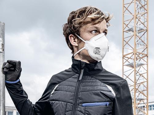 uvex silv-Air c filtering face masks