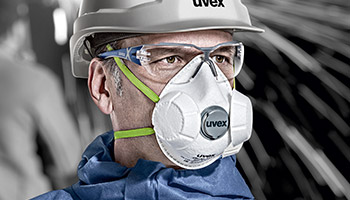uvex Fit2Fit accredited