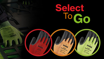The 3 colour glove system