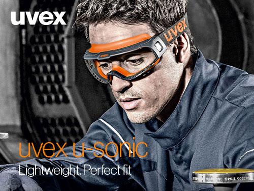 Download the uvex u-sonic brochure