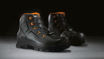 uvex 2 safety footwear - Pushing the limits