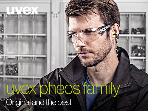 Download the uvex pheos family brochure