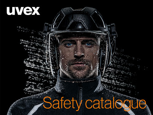 Download uvex safety catalogue