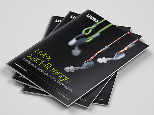 Download the uvex xact-fit range brochure