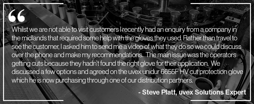 Steve Platt quote